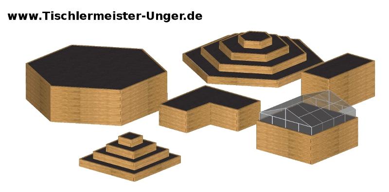 Etagere Aus Holz Selber Bauen ~ Details about Hochbeet Frühbeet Pflanzpyramide Holz